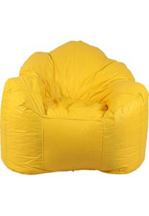 Puff Ostra Pop - Stay Puff - Amarelo