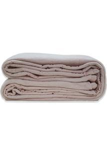 Cobertor Queen Size - Rosê - 220X240Cmsultan