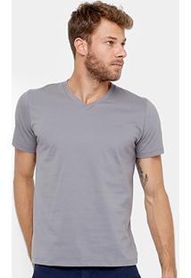 Camiseta Colcci Básica Masculina - Masculino