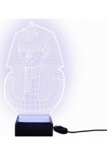 Luminária Acrilize Faraó Branca