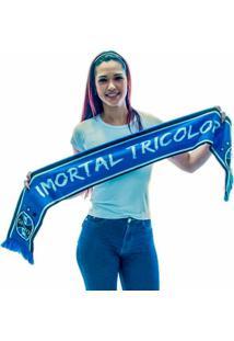 Cachecol Grêmio Dupla Face - Unissex