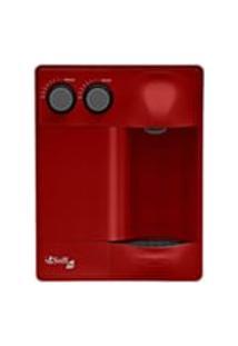 Purificador Agua Refrigerado Por Compressor Soft Slim Cereja 127V