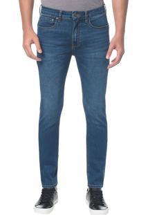 Calça Jeans Five Pockets Ckj 016 Skinny - Marinho - 38