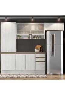 Cozinha Modulada Itália A2194 - Casamia Elare