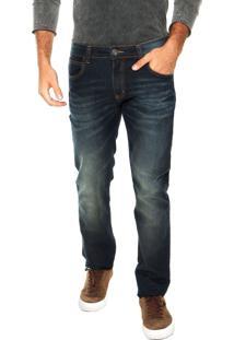 Calça Jeans Triton Marcelo Azul