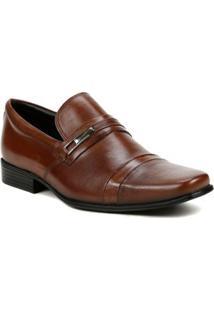 Sapato Casual Masculino Elétron Marrom