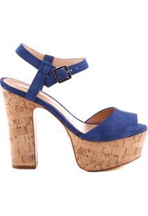 Sandália 70'S Summer Blue | Schutz