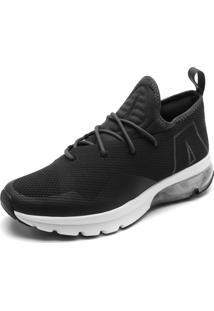 Tênis Nike Sportswear Air Max Flair 50 Preto