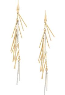 Isabel Marant Boucle Oreille Earrings - Dourado