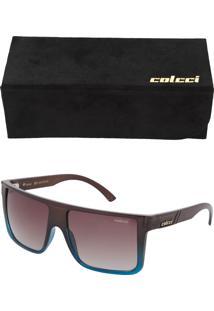Óculos Solares Colcci Color Azul