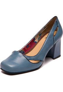 Sapato Retro Sophia - Riverside / Passiflora 5968