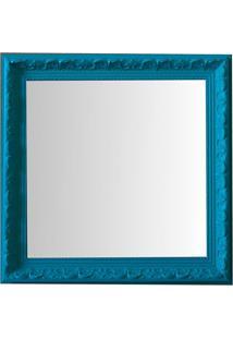 Espelho Moldura Rococó Raso 16415 Anis Art Shop