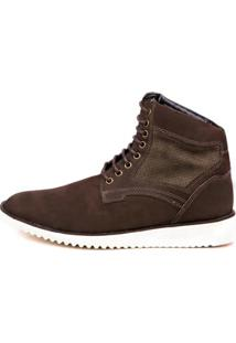 Bota The Box Project Baska Masculina - Masculino-Marrom