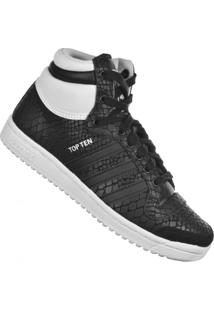 Tênis Adidas Originals Top Ten Hi f5602ec424e71