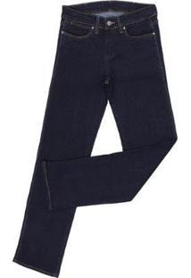 Calça Jeans Cowboy Cut Elastano Feminina - Feminino