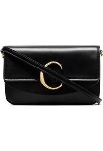Chloé Clutch C Ring - Preto