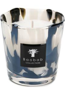 Baobab Collection Vela Aromatizada Pearls - Branco