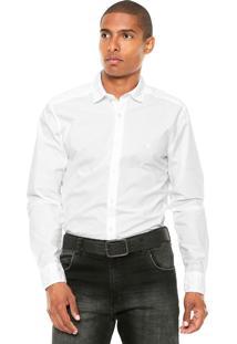 Camisa Wrangler Logo Branca