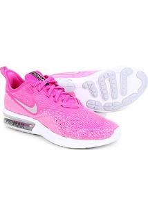 1cb33a7ee57 Netshoes. Tênis Nike Air Max Sequent 4 Feminino ...