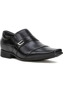 Sapato Casual Masculino Preto - Masculino