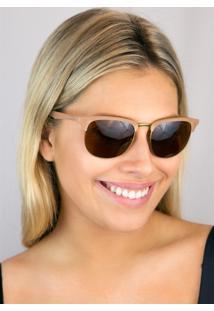 Óculos De Sol Feminino Empório Armani - 0Ea4072 55017352