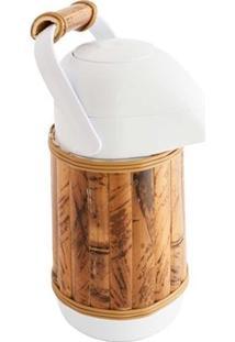 Garrafa Térmica Bambu