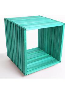 Módulo Dominoes 45 X 45 Azul Mão E Formão