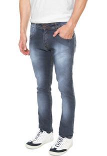 Calça Jeans Biotipo Skinny Urban Azul