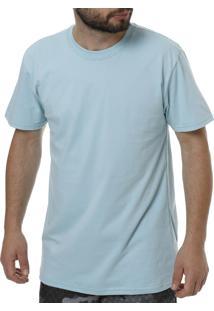 Camiseta Linha Leve Azul