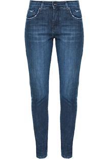 Calça Jeans Skinny Santorine