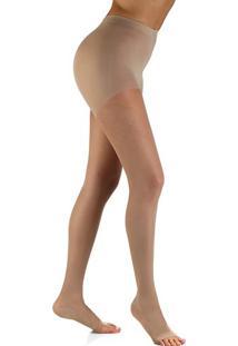 Meia Calça 15-20 Audace Sigvaris Natural Ponteira Aberta E