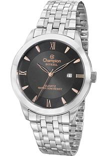 Relógio Champion Analógico Steel Ca21599T Feminino - Feminino