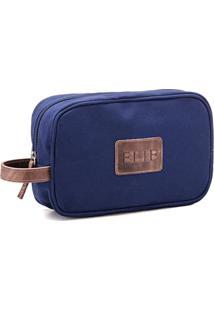 Necessaire Élie Provença Azul Marinho