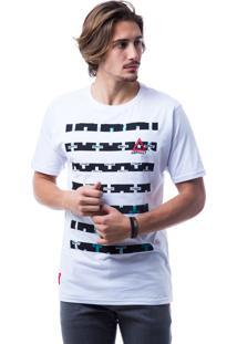 Camiseta Asphalt Cross Cinza Escuro