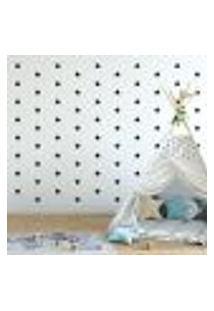 Adesivo Decorativo De Parede - Kit Com 230 Estrelas - 005Kaa13