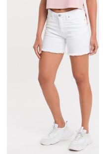 Bermuda Color Five Pockets - Branco 2 - 38