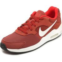 Tênis Nike Sportswear Air Max Guile Vermelho e2ab2c1acac63