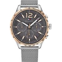 39e8003f164 Relógio Tommy Hilfiger Masculino Aço - 1791466