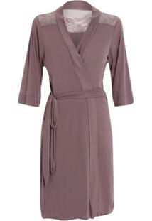 Robe Maternity Loungerie – Marrom