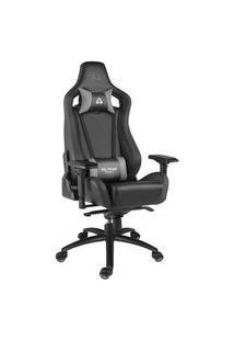 Cadeira Gamer Alpha Gamer Polaris Racing, Black