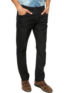 Calça Jeans Forum Greg Preta