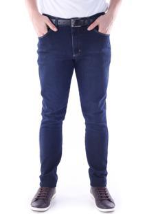 Calça 2189 Jeans Azul Claro Traymon Modelagem Skinny