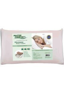 Travesseiro Viscoelástico Anti-Stress-Fio Carbono Altura 13 Cm