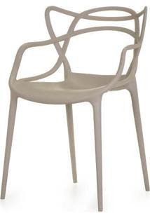Cadeira Allegra Nude - Rivatti