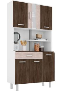 Cozinha Compacta Atenas 6 Pt 1 Gv Carvalho E Elmo