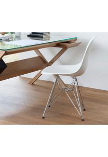 Cadeira Eames Dsr Laranja