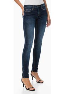 Calça Jeans 5-Pckts Jegging - Azul Marinho Calca Jeans 5-Pckts Jegging - Azul Marinho - 36
