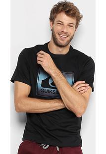 Camiseta Quiksilver Básica Waves Masculina - Masculino