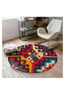 Tapete Redondo Wevans Carpet 84Cm