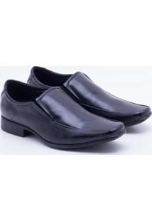 Sapato Social Couro Pegada Parigi Masculino - Masculino